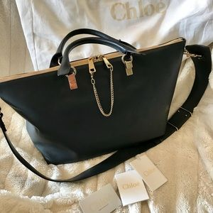 Chloe Bailey Large 2-way Shoulder Bag * Authentic